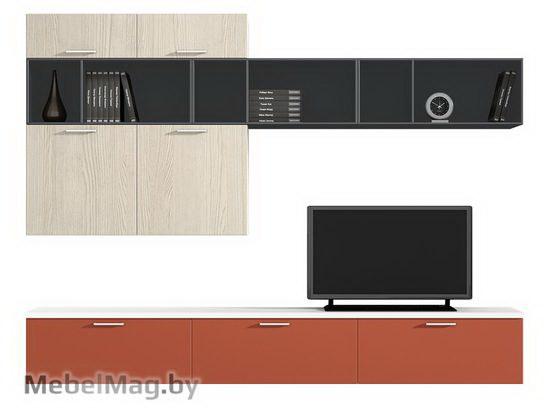 Кухня Plastica 2700-1-4