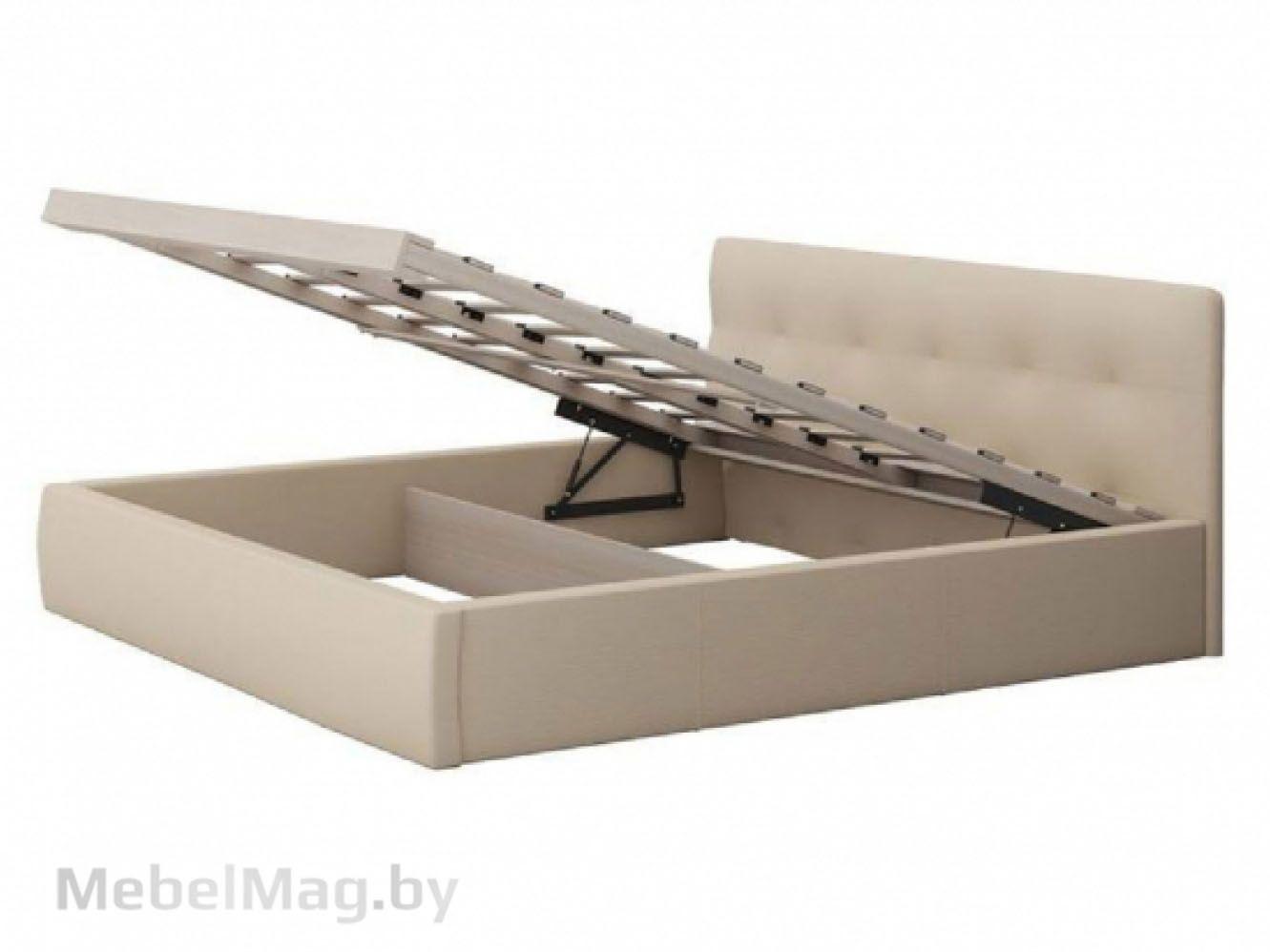Короб с подъемным механизмом для кровати Монако