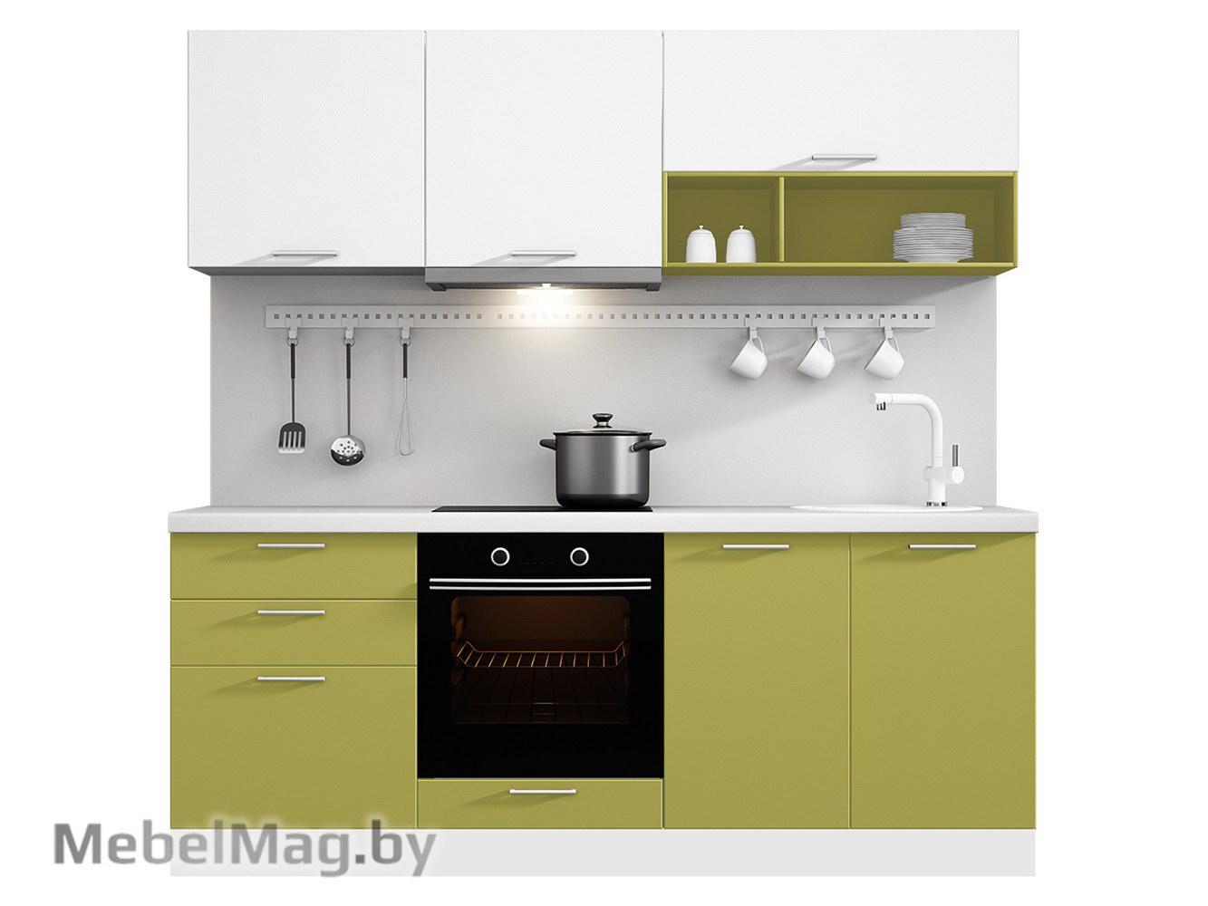 Кухня Colore 2100 VKS011