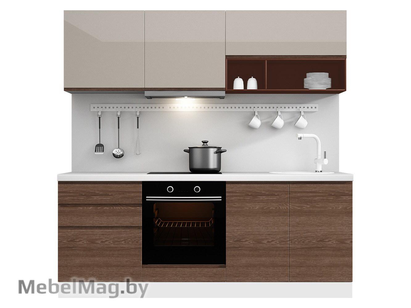 Кухня J-profilo 2100 VKS017