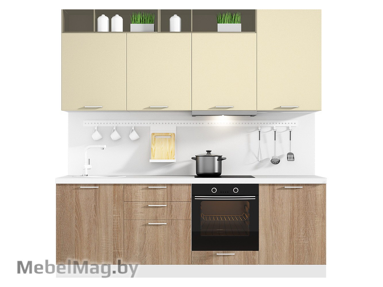 Кухня Pratico 2400 VKS130