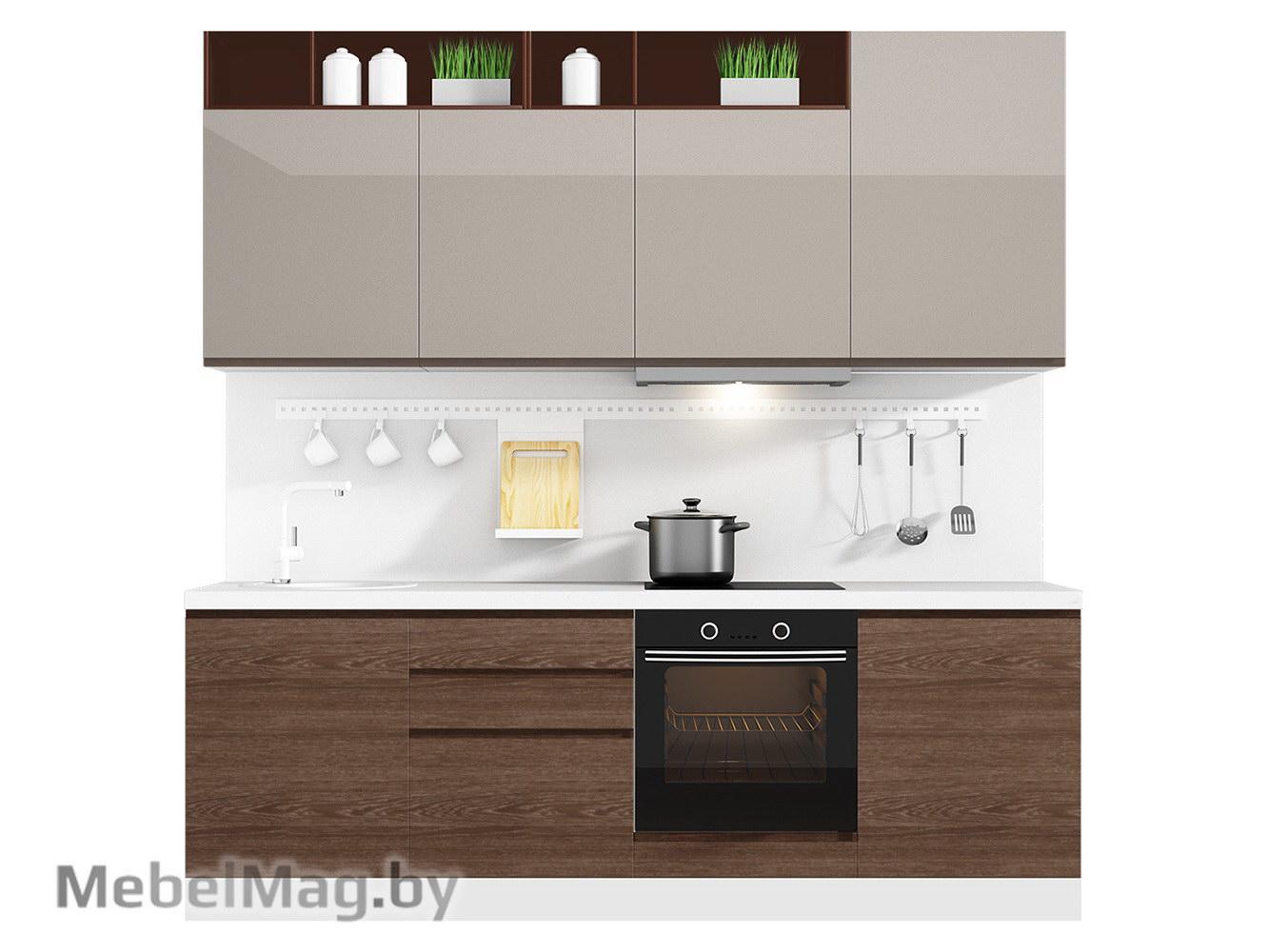 Кухня J-profilo 2400 VKS116