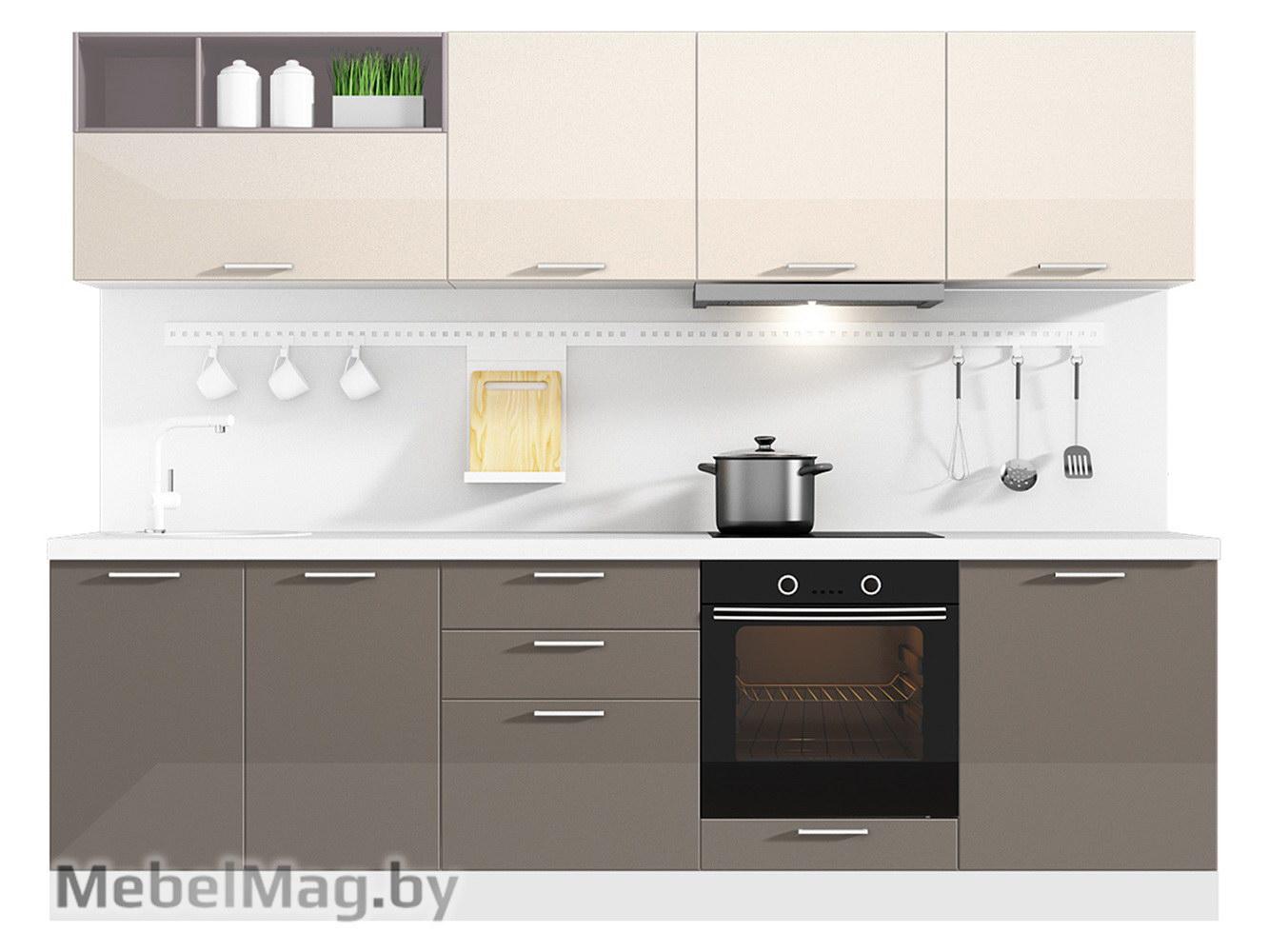 Кухня Brillo 2700 VKS153