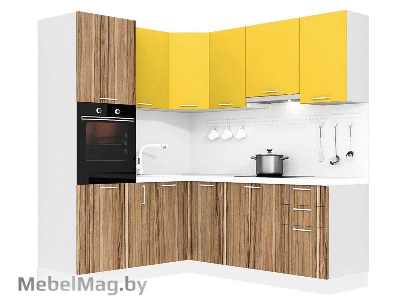 Кухня Pratico 1800х2100 VKS315