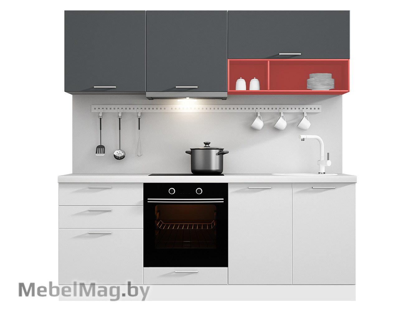 Кухня Colore 2100 VKS012