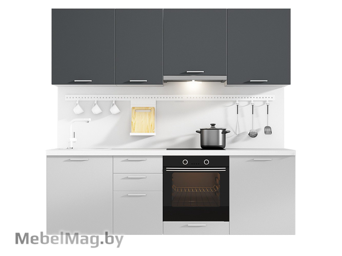 Кухня Colore 2250 VKS062