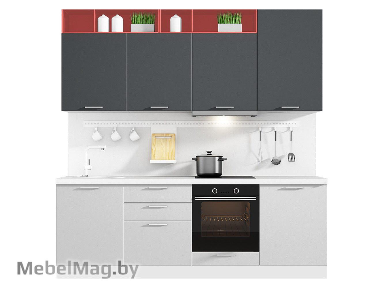 Кухня Colore 2400 VKS110