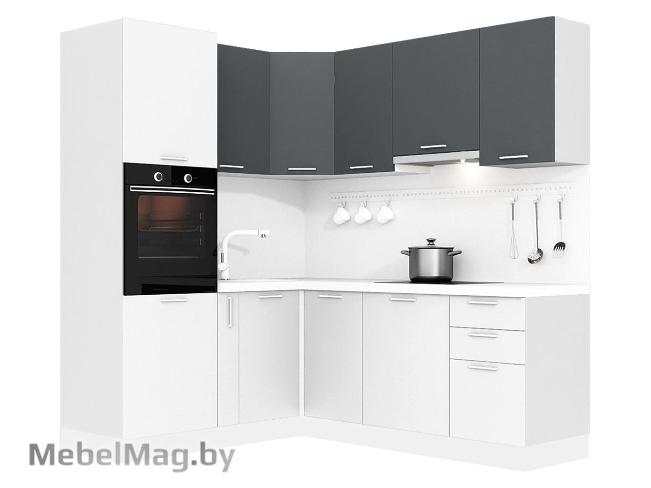 Кухня Colore 1800х2100 VKS297