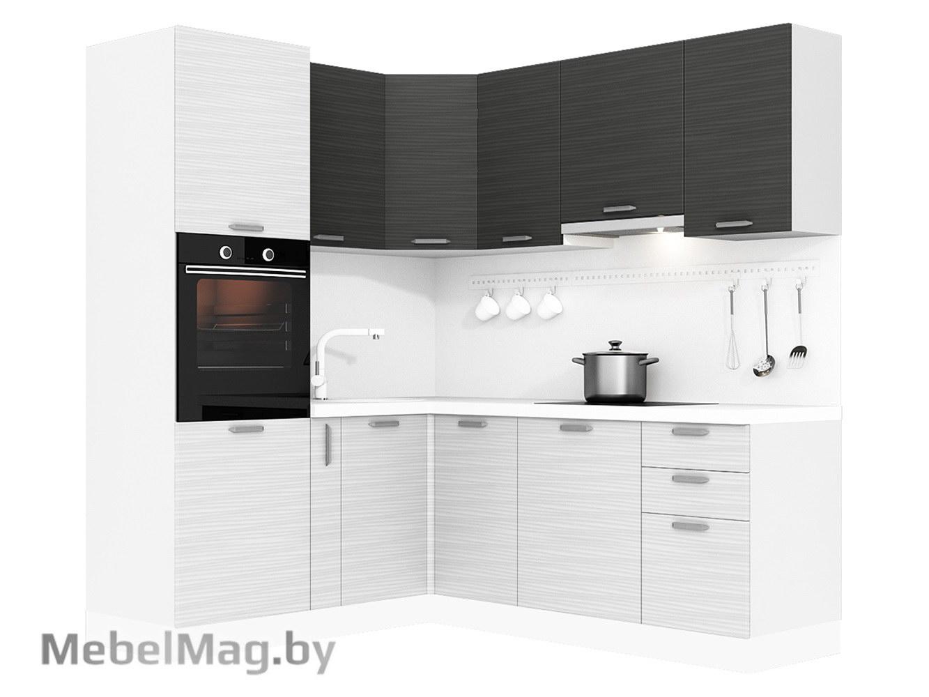 Кухня Tela 1800х2100 VKS325