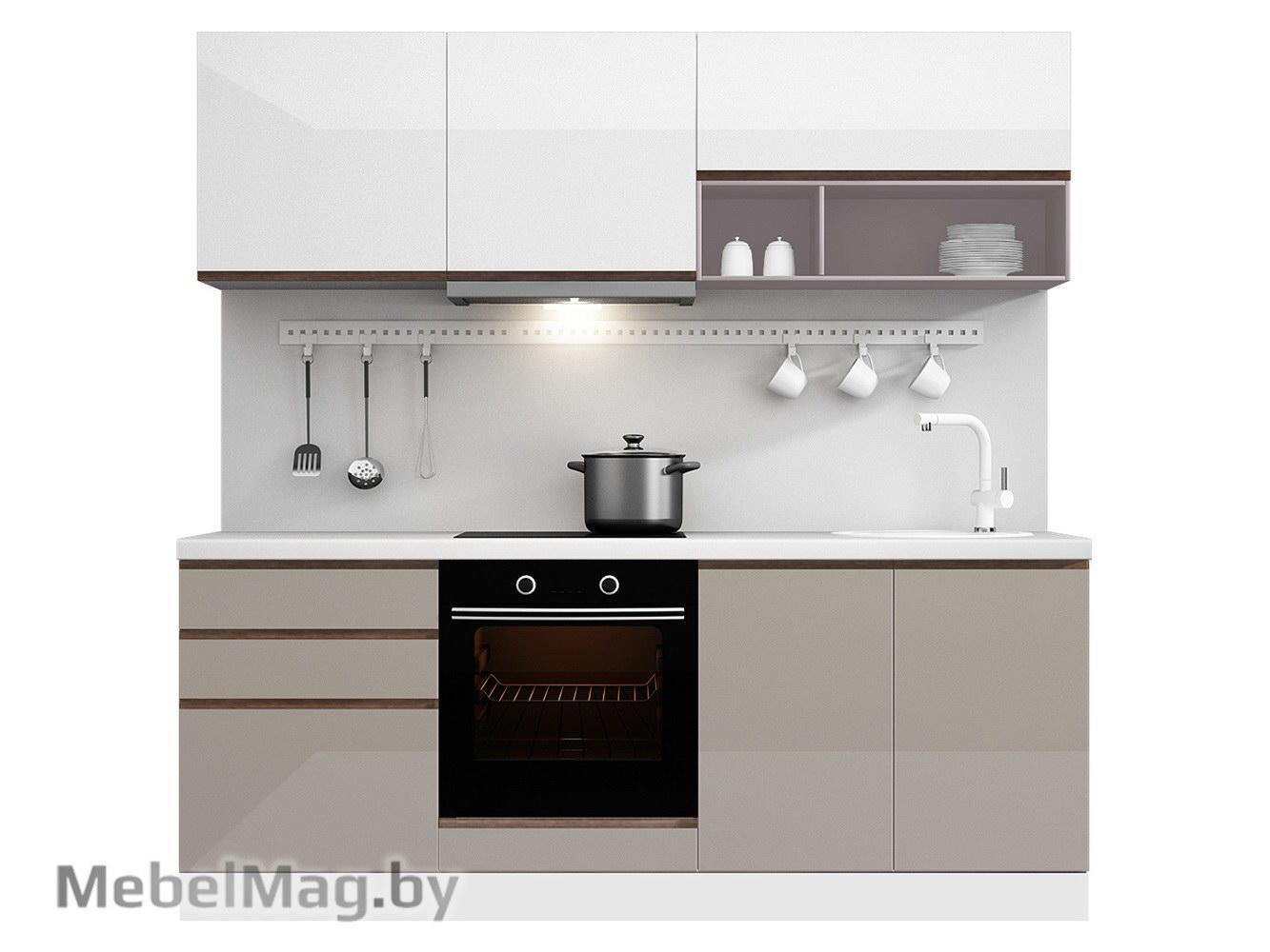 Кухня J-profilo 2100 VKS020