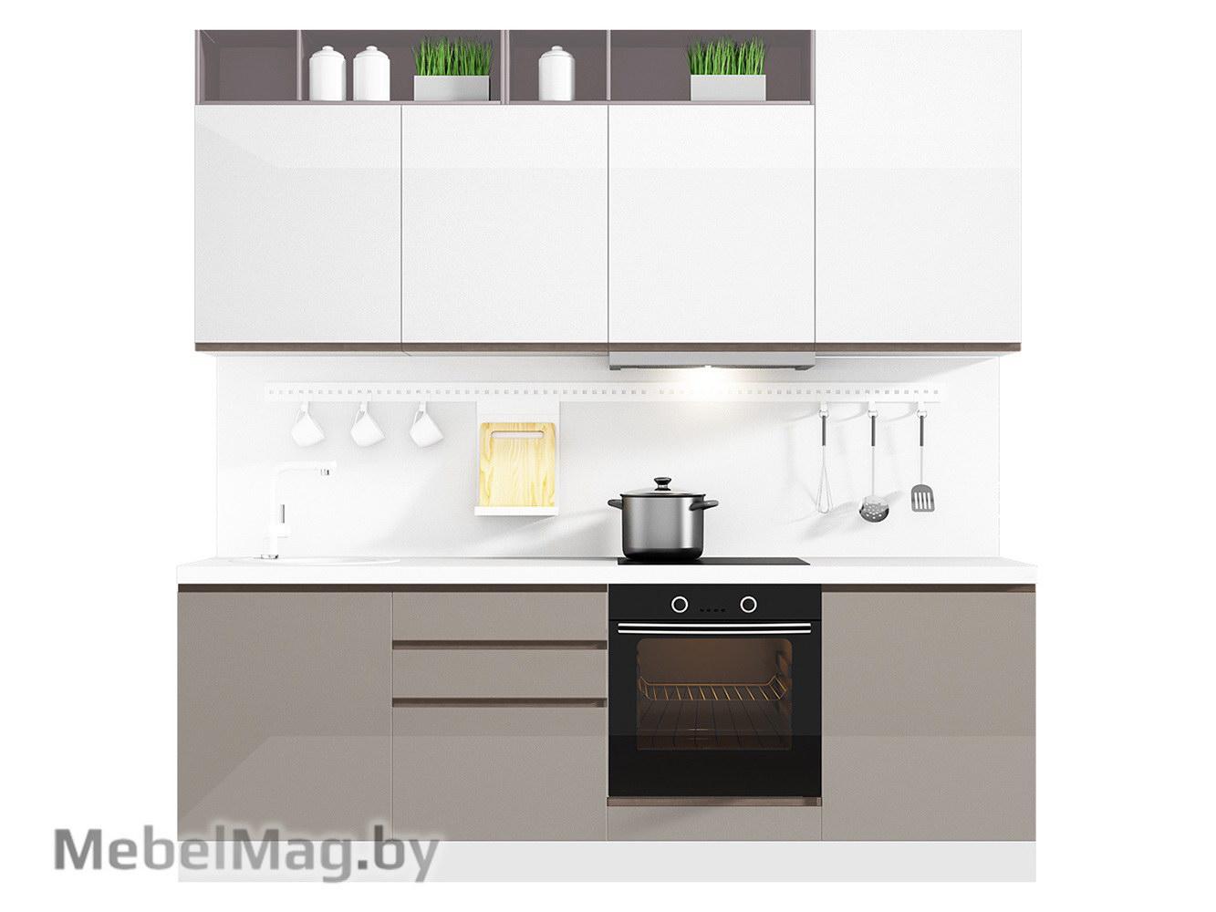 Кухня J-profilo 2400 VKS119