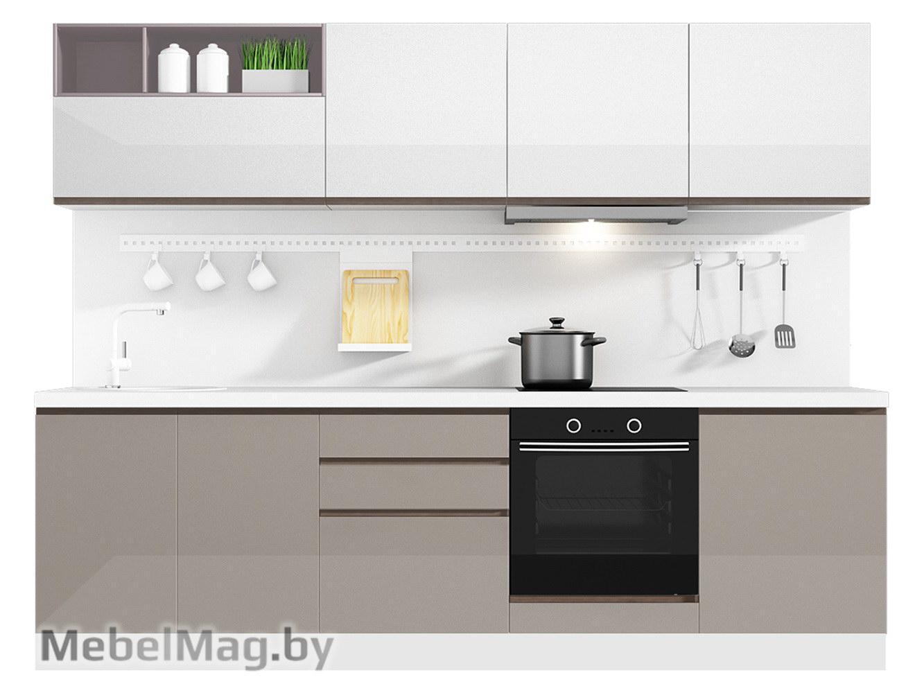 Кухня J-profilo 2700 VKS167