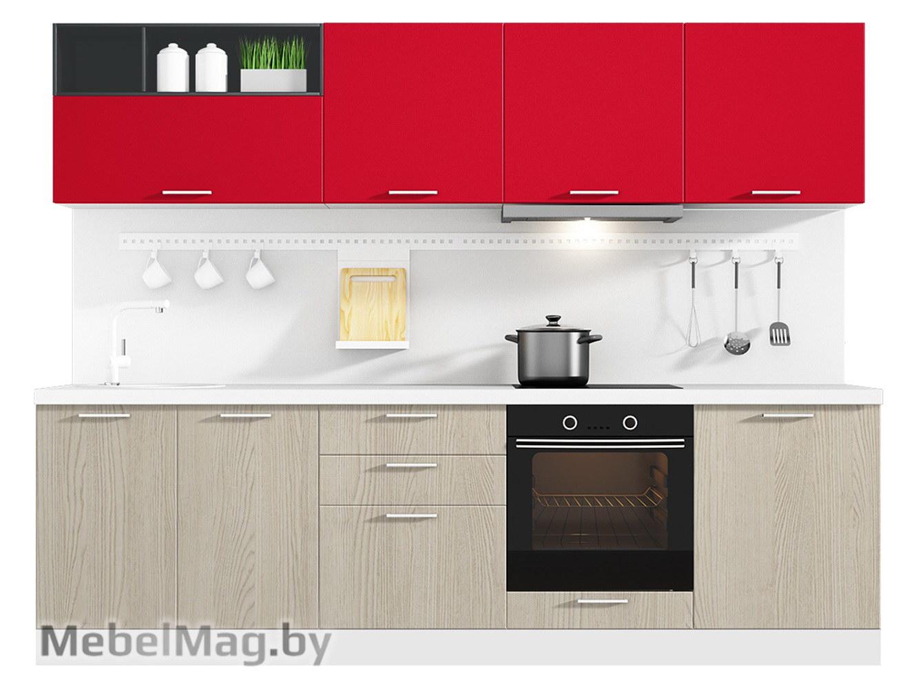 Кухня Pratico 2700 VKS180