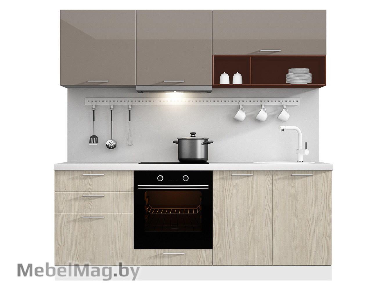 Кухня Pratico 2100 VKS034