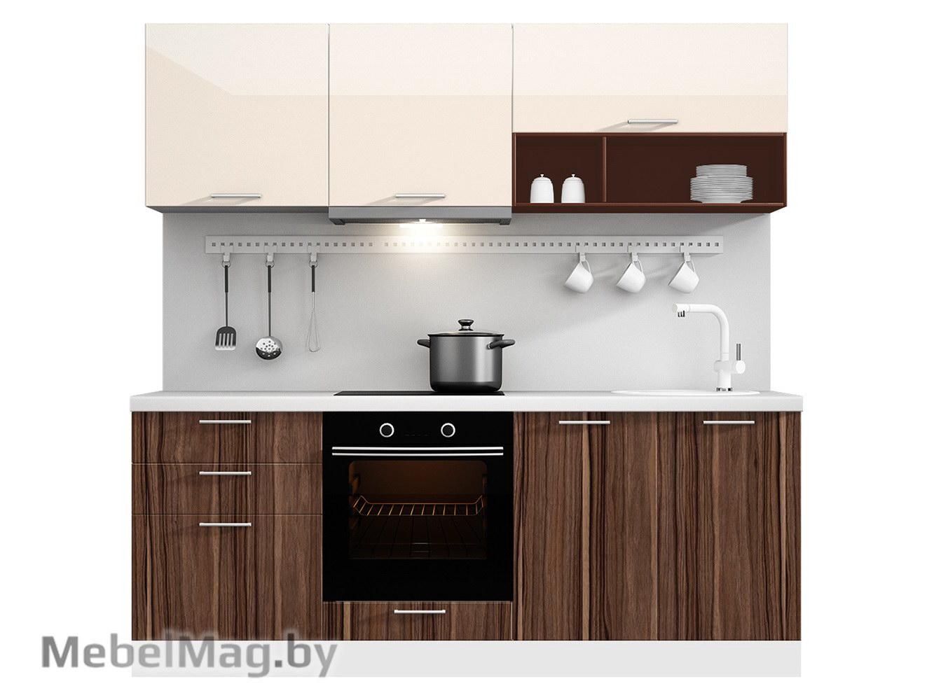 Кухня Pratico 2100 VKS035
