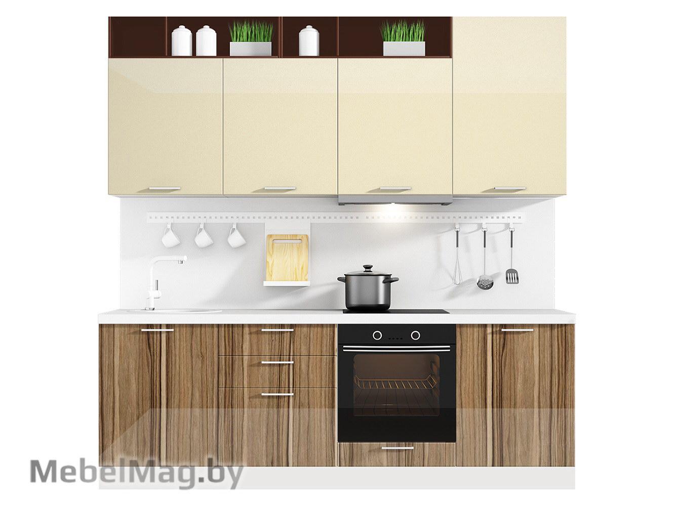 Кухня Lacatto 2400 VKS122