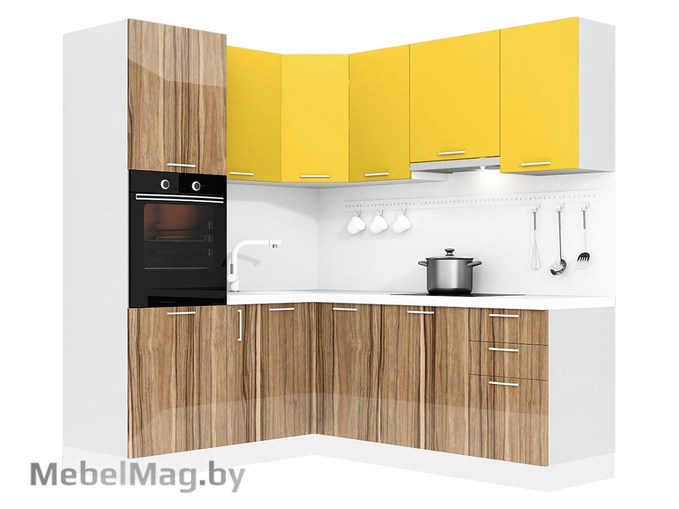 Кухня Lacatto 1800х2100 VKS303