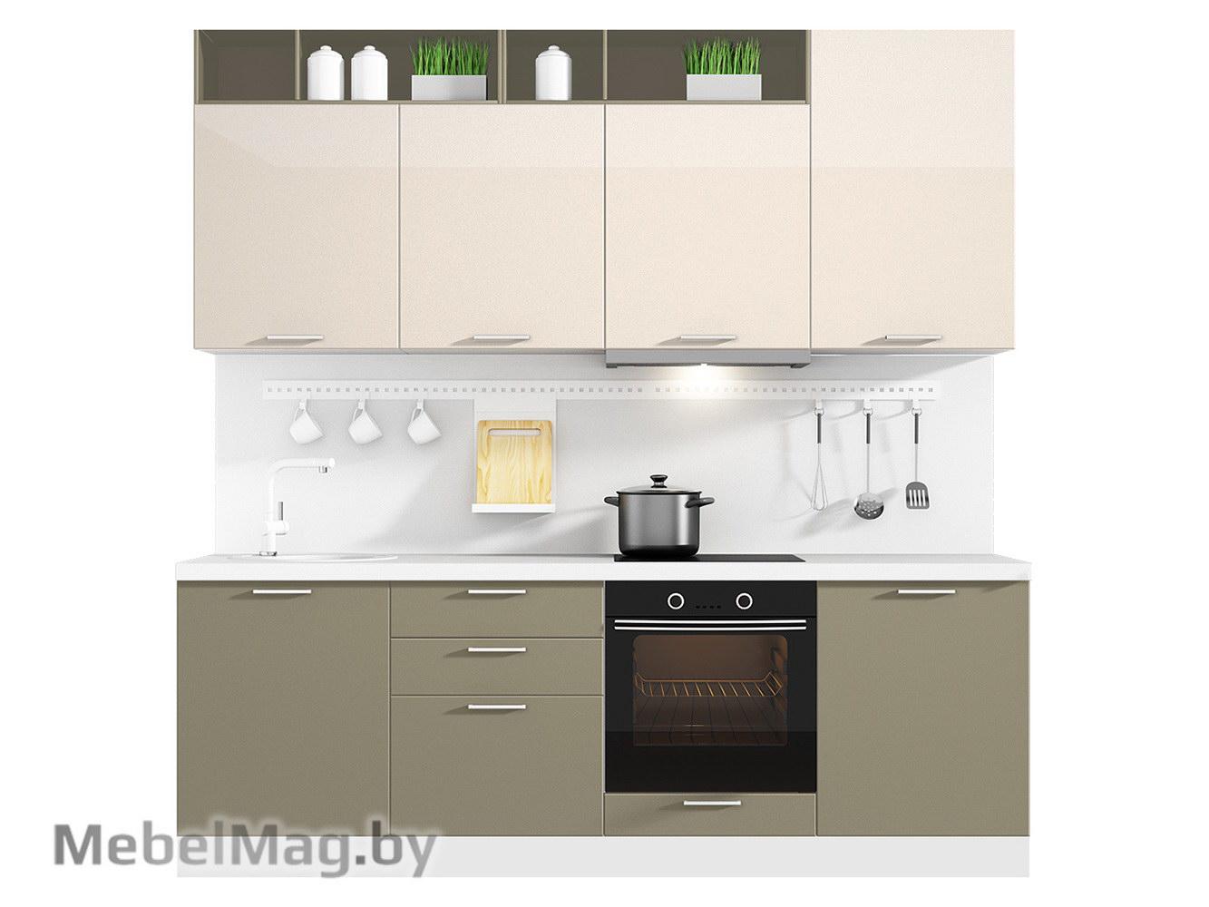 Кухня Brillo 2400 VKS102