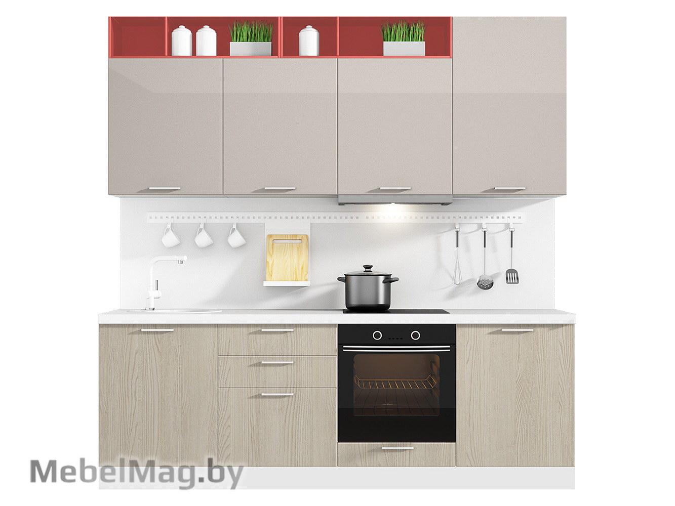 Кухня Brillo 2400 VKS103