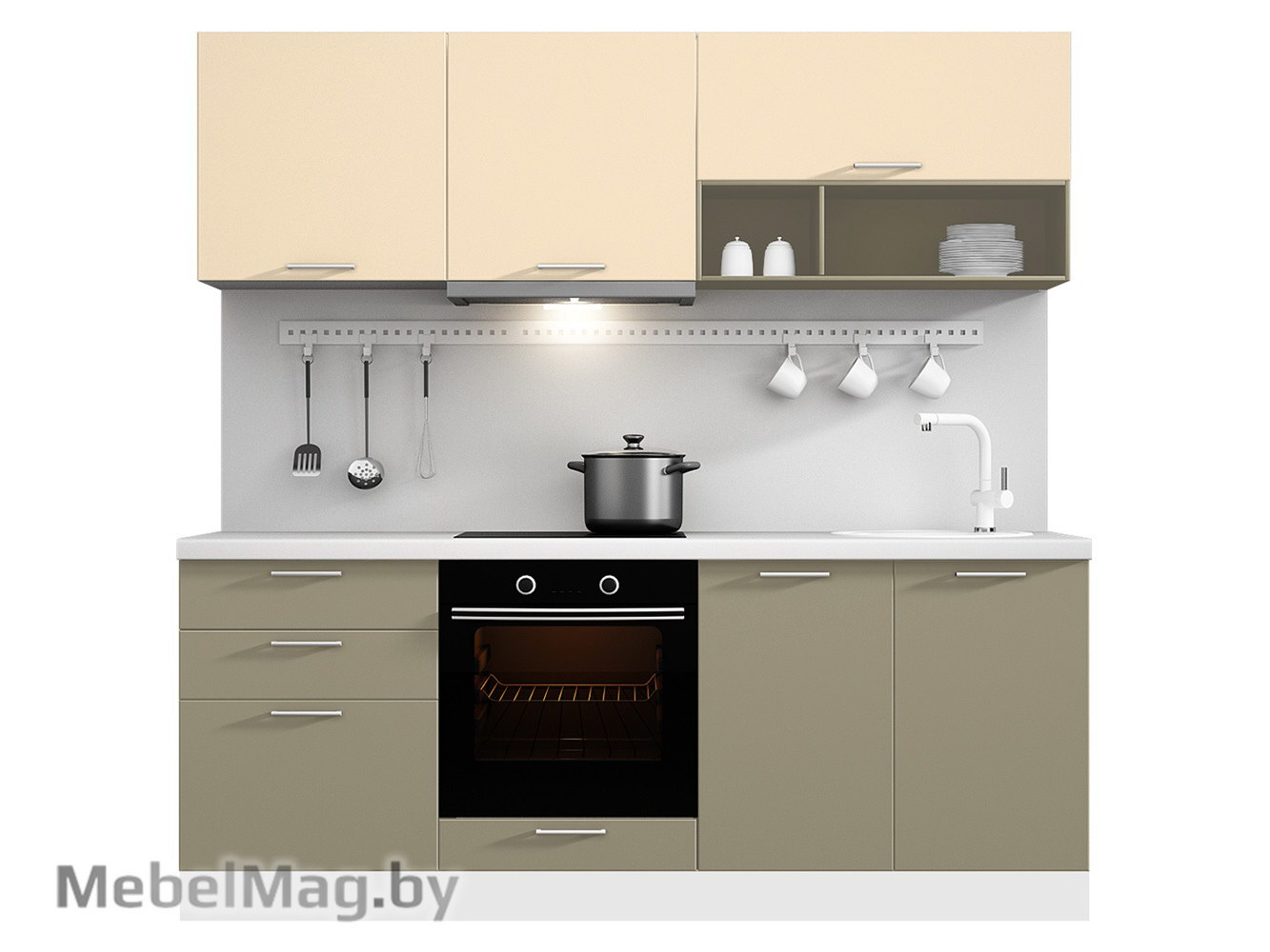 Кухня Colore 2100 VKS013