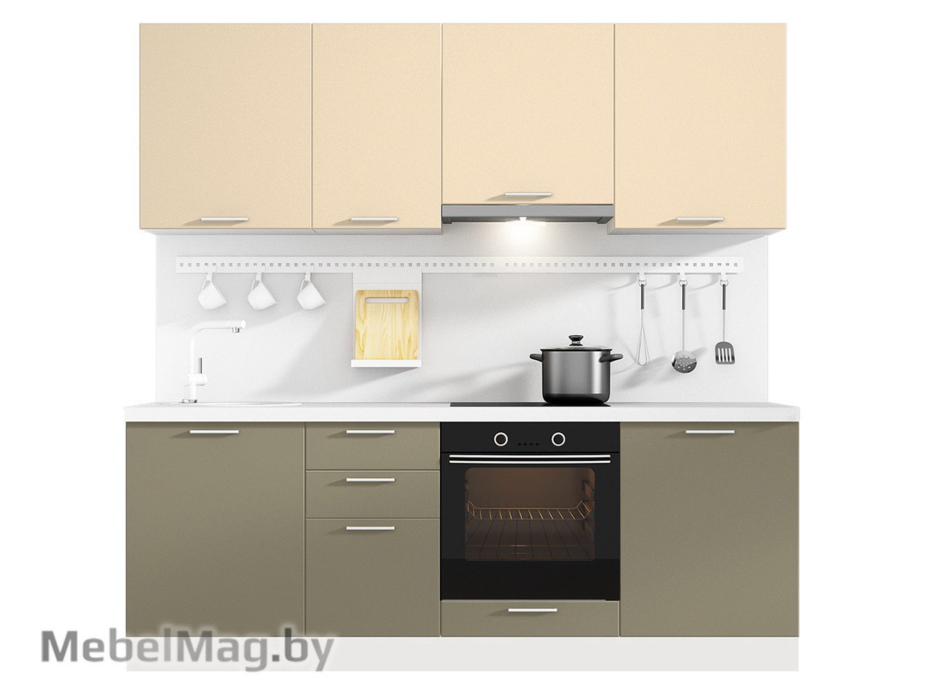Кухня Colore 2250 VKS063