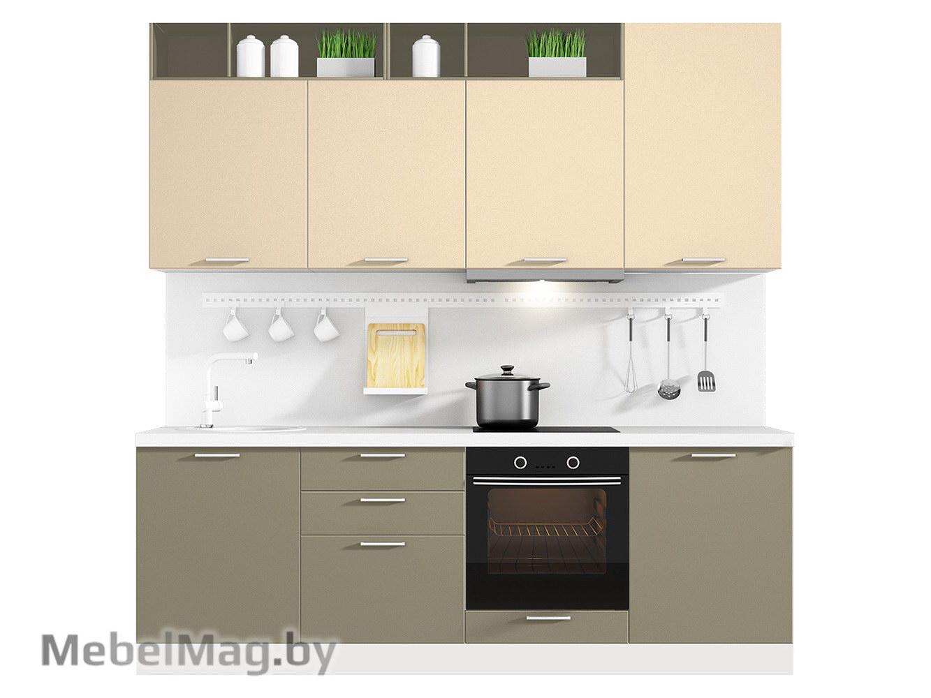 Кухня Colore 2400 VKS111