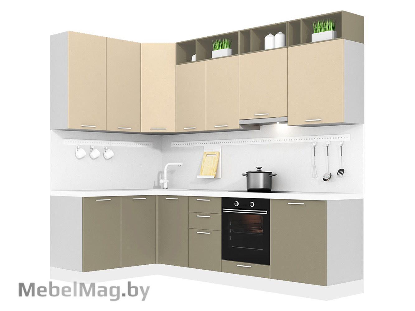 Кухня Colore 1500х2700 VKS255