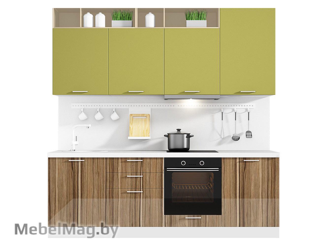 Кухня Colore 2400 VKS108