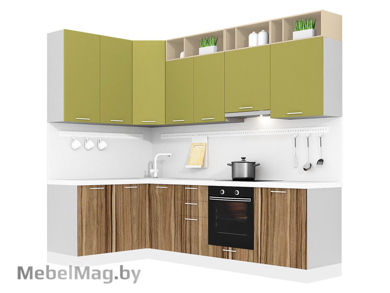 Кухня Colore 1500х2700 VKS252
