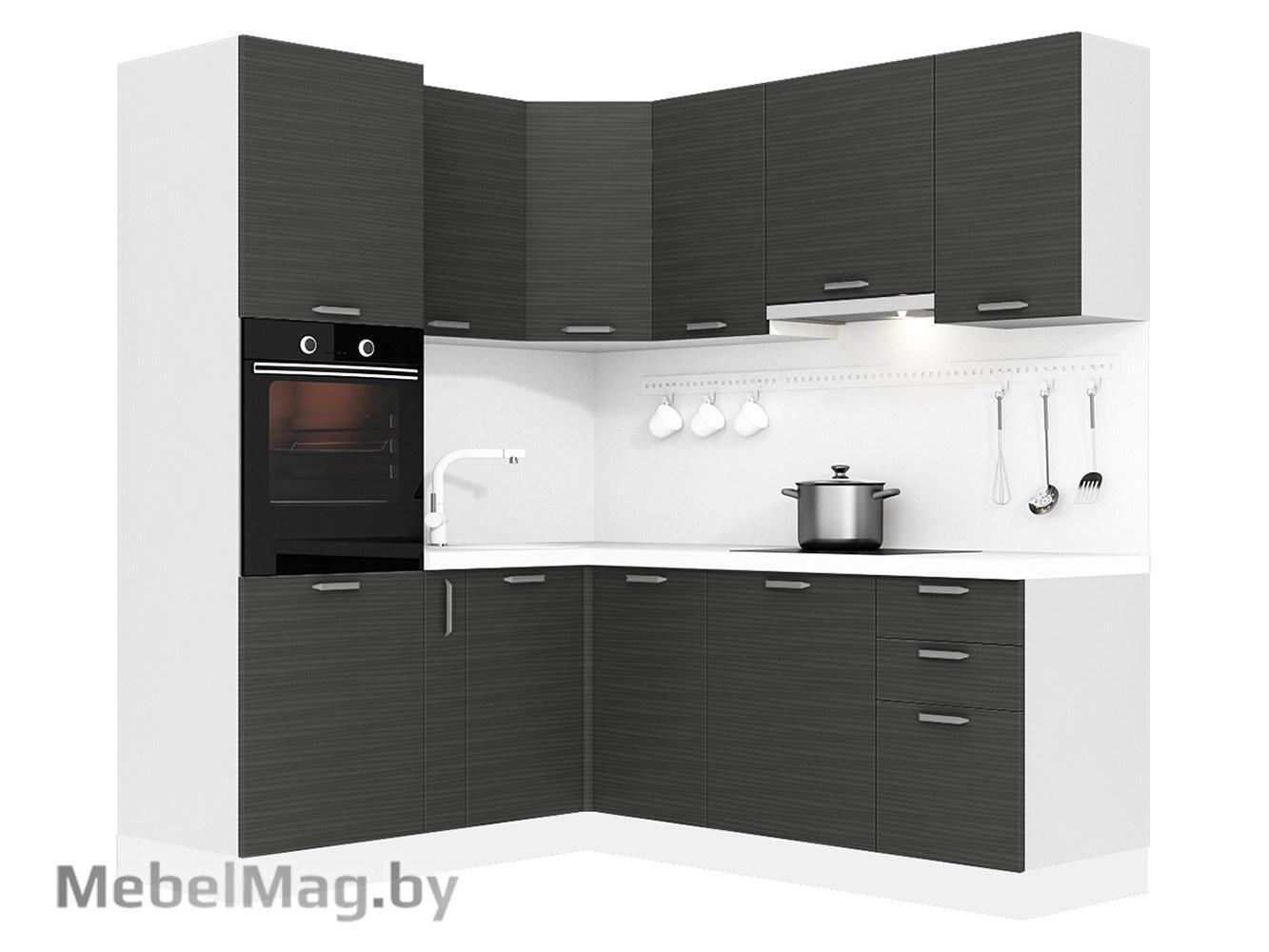 Кухня Tela 1800х2100 VKS326