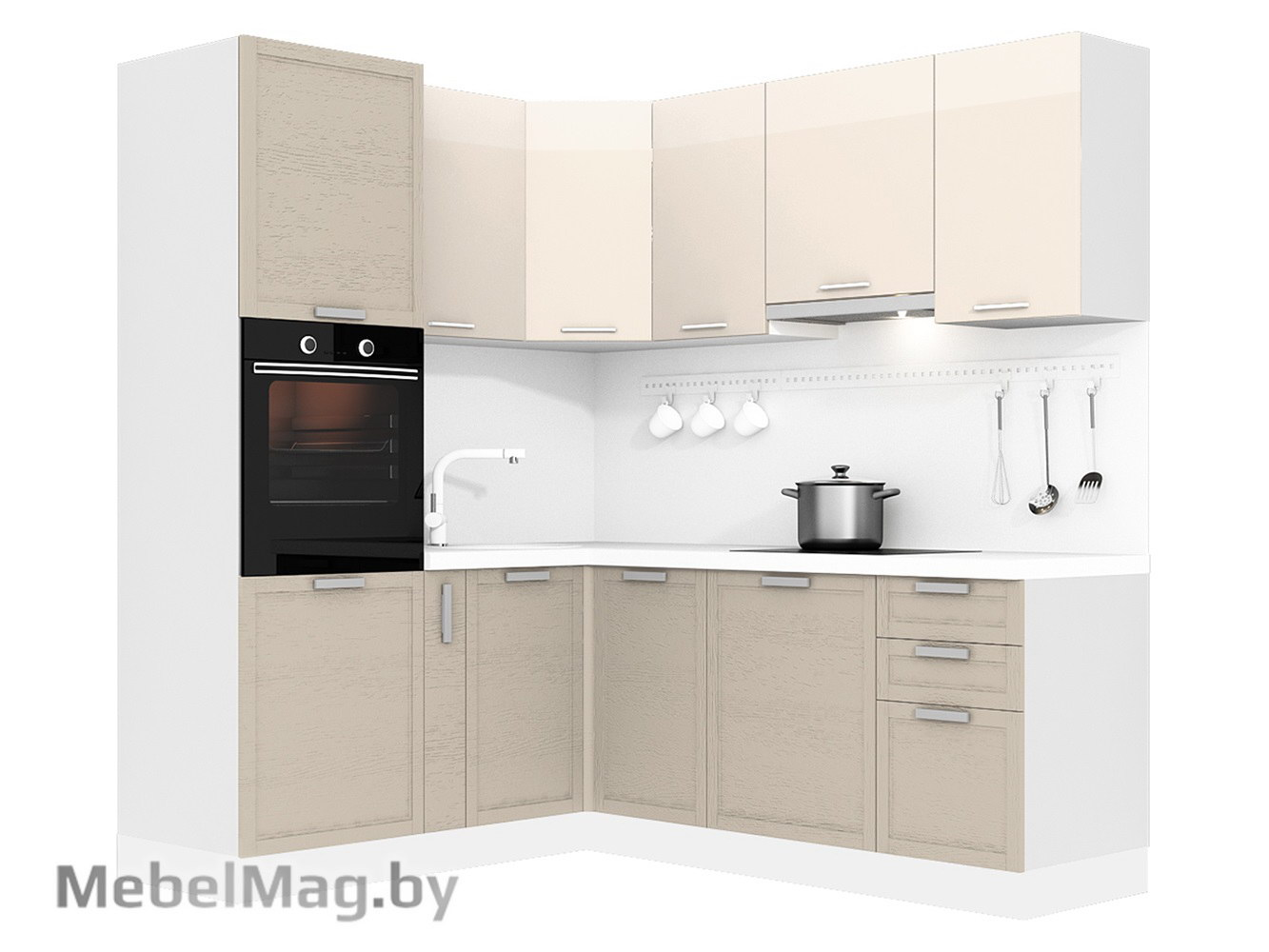 Кухня Bello 1800х2100 VKS284