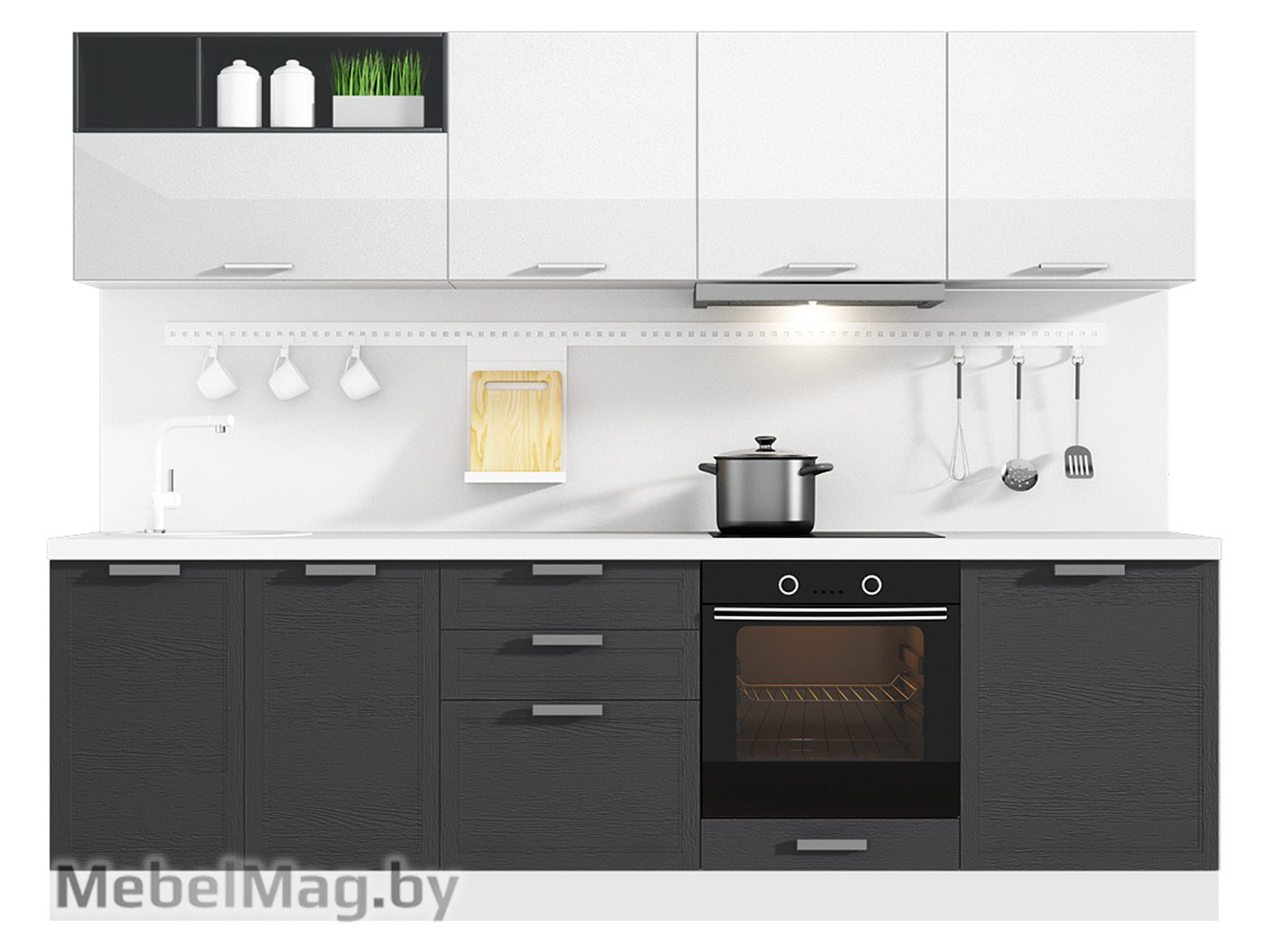 Кухня Bello 2700 VKS146