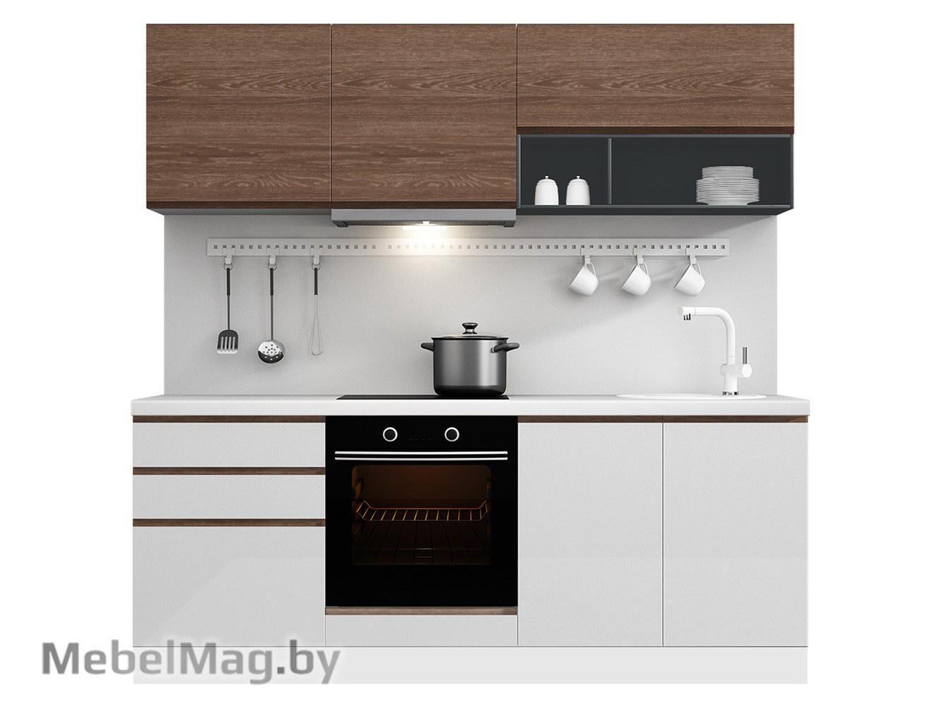Кухня J-profilo 2100 VKS016