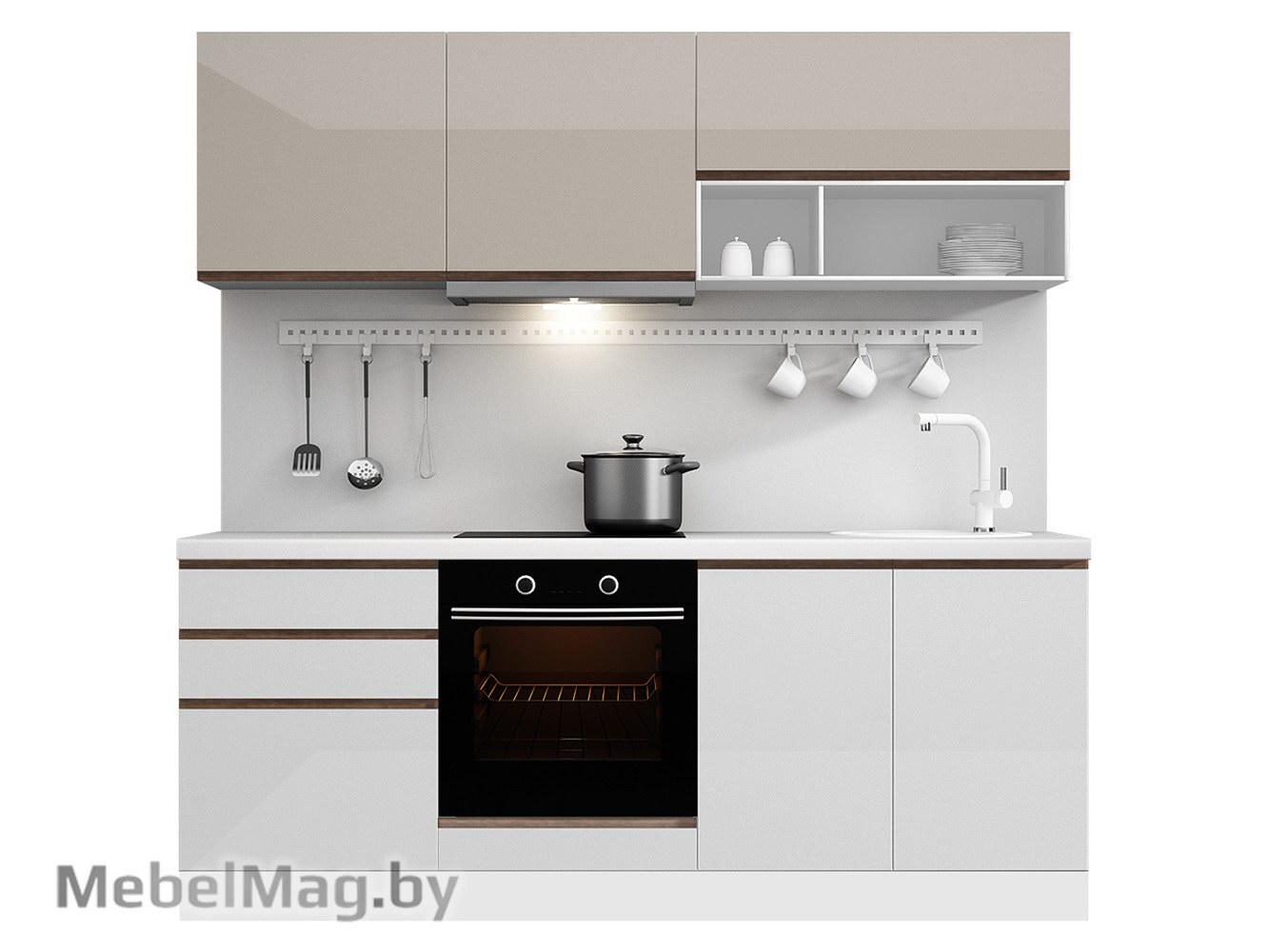 Кухня J-profilo 2100 VKS018