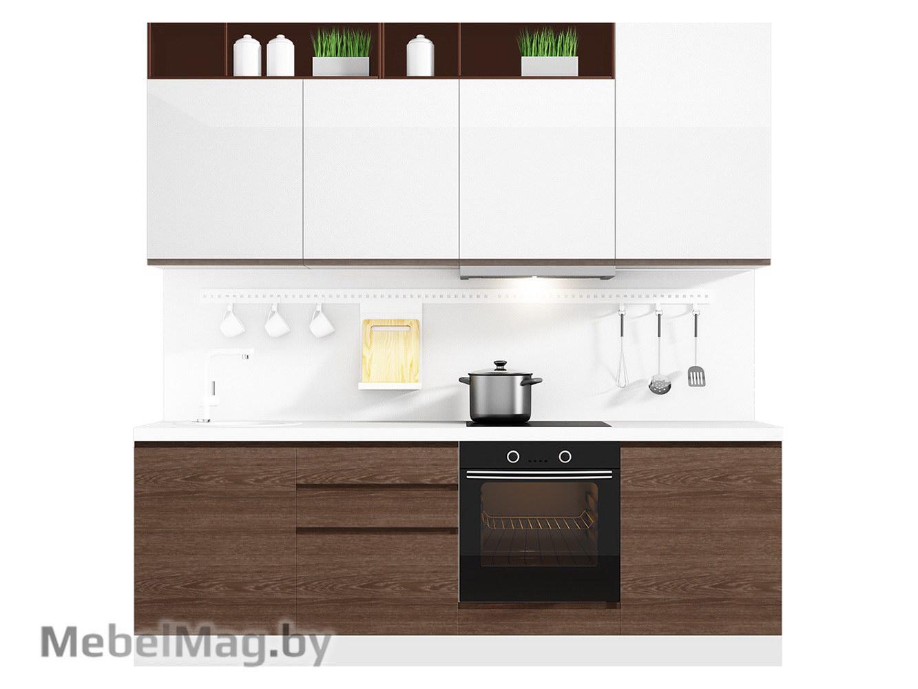 Кухня J-profilo 2400 VKS118