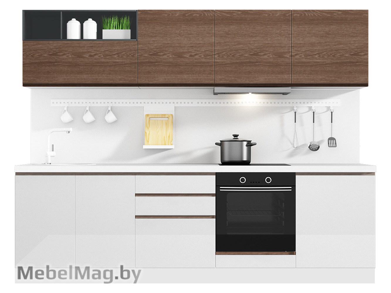 Кухня J-profilo 2700 VKS163
