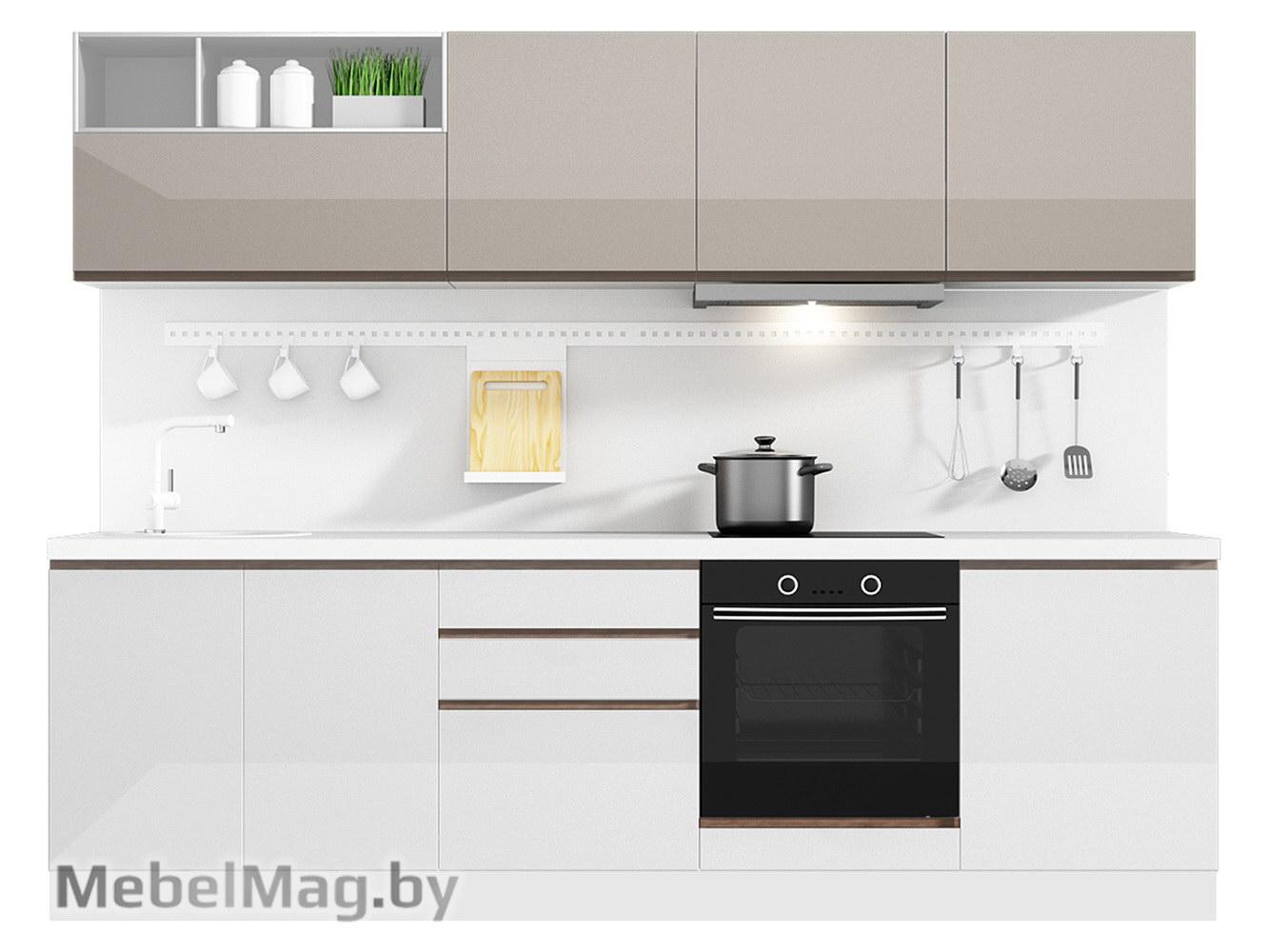 Кухня J-profilo 2700 VKS165