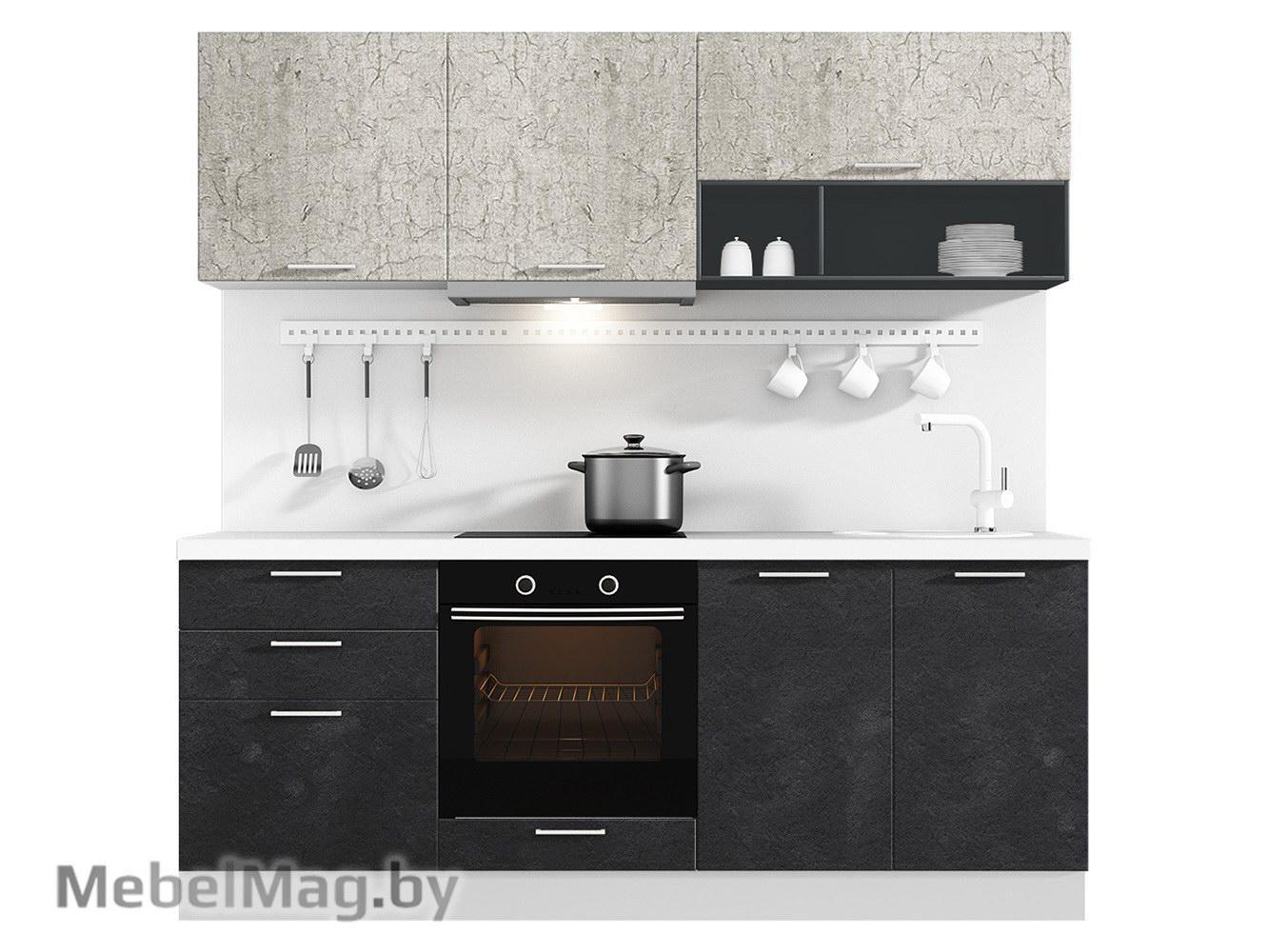 Кухня Plastica 2100 VKS028