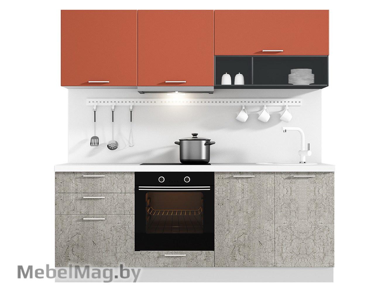 Кухня Plastica 2100 VKS030