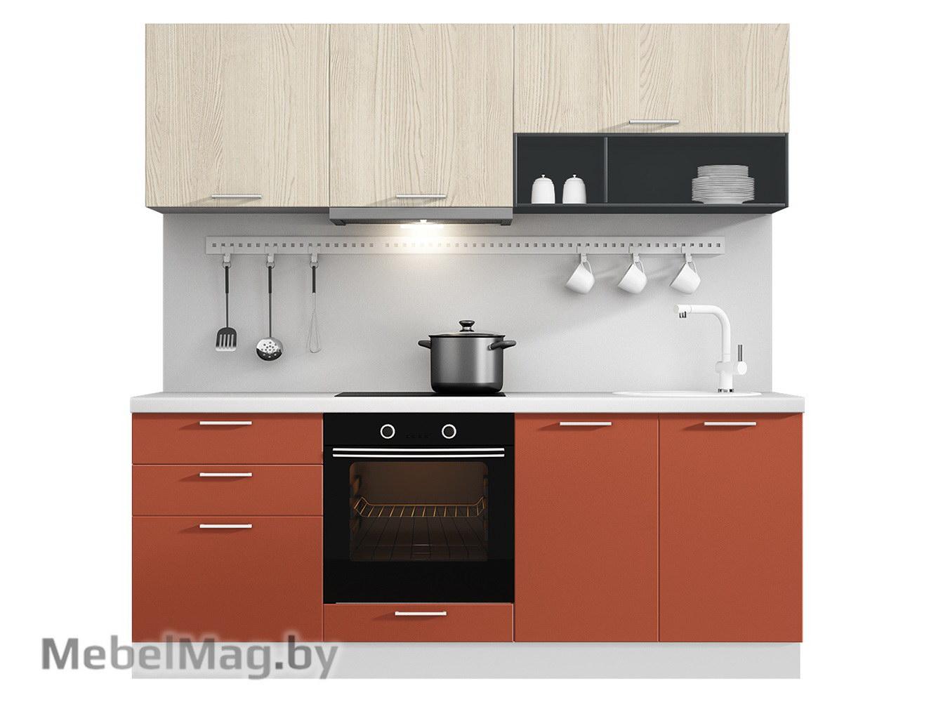Кухня Plastica 2100 VKS027