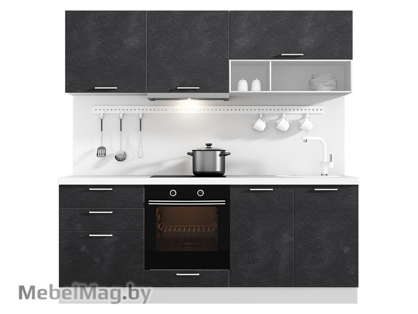 Кухня Plastica 2100 VKS026