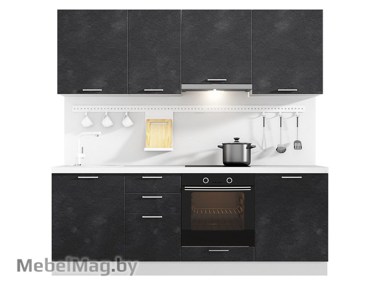 Кухня Plastica 2250 VKS077