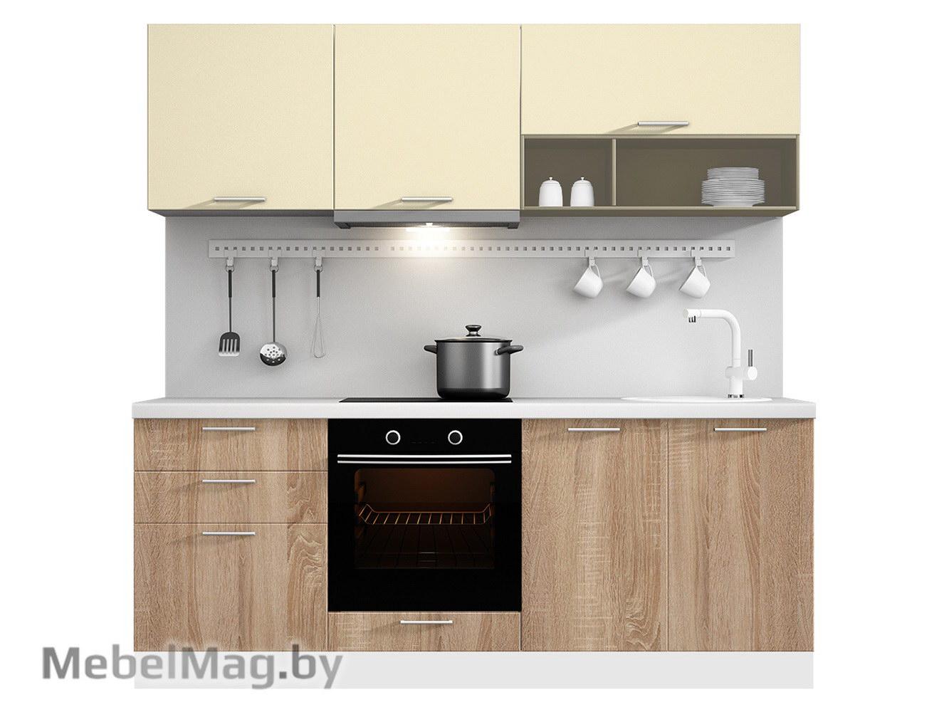 Кухня Pratico 2100 VKS031