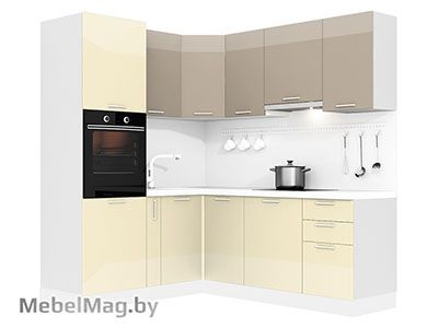 Кухня Lacatto 1800х2100 VKS306