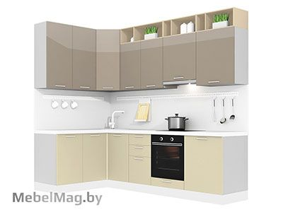 Кухня Lacatto 1500х2700 VKS263