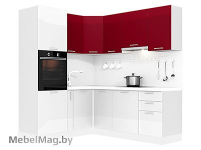Кухня Brillo 1800х2100 VKS291