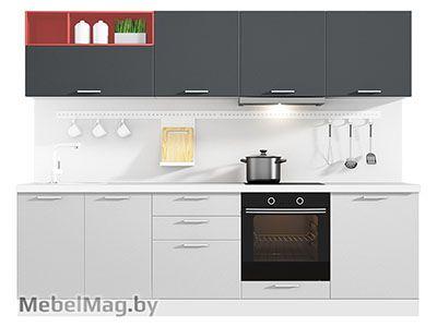 Кухня Colore 2700 VKS158