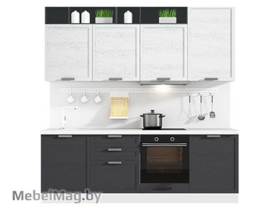 Кухня Bello 2400 VKS100