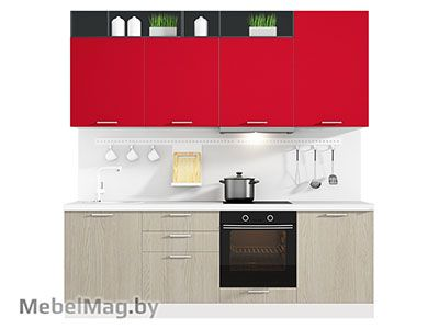 Кухня Pratico 2400 VKS132