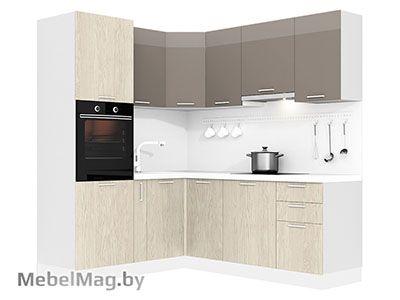 Кухня Pratico 1800х2100 VKS312